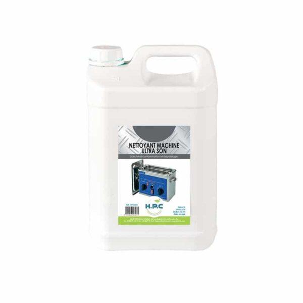 Produit de nettoyage pour machine à ultrason